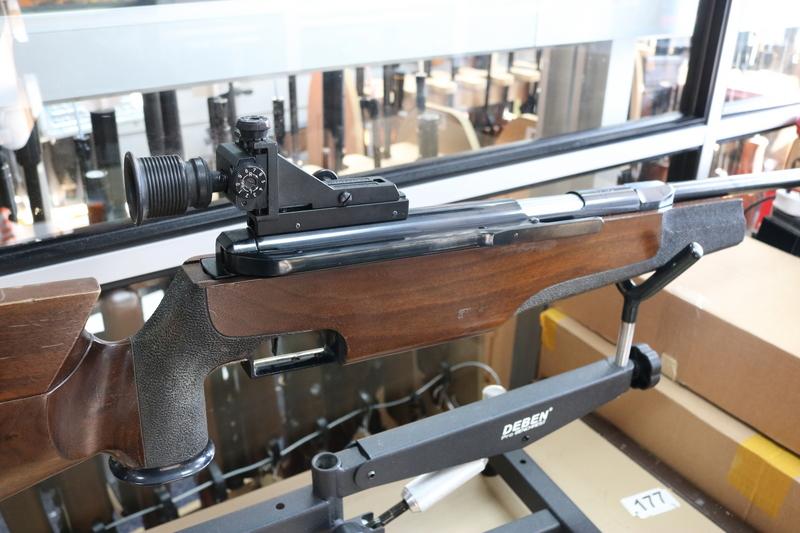 FWB - Feinwerkbau 300S .177  Air Rifles
