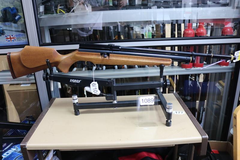 Webley / Webley & Scott Raider FAC .22  Air Rifles
