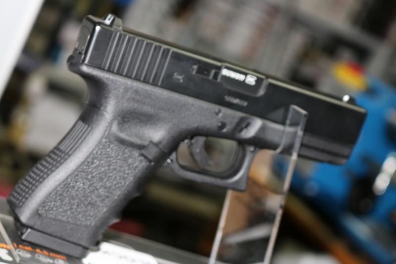 Glock 19   Air Pistols