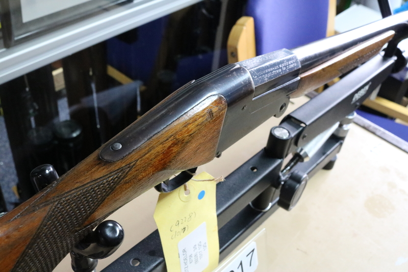 Hoehler Blitz  12 Bore/gauge  Single Barrel