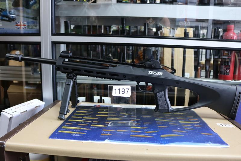 ASG T.A.C 45    4.5MM Steel BB .177  Air Rifles