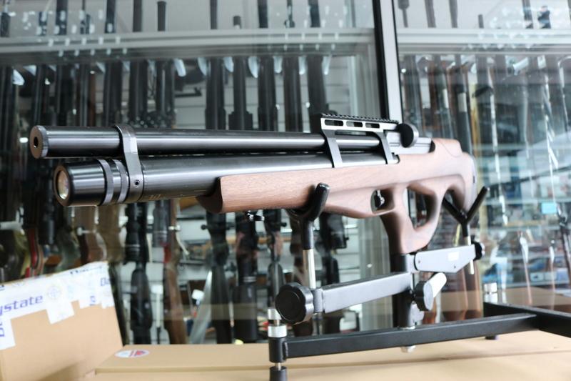 Webley / Webley & Scott mastiff   Air Rifles