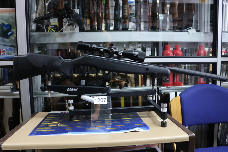 Stoeger X20 S2 Combo .177  Air Rifles