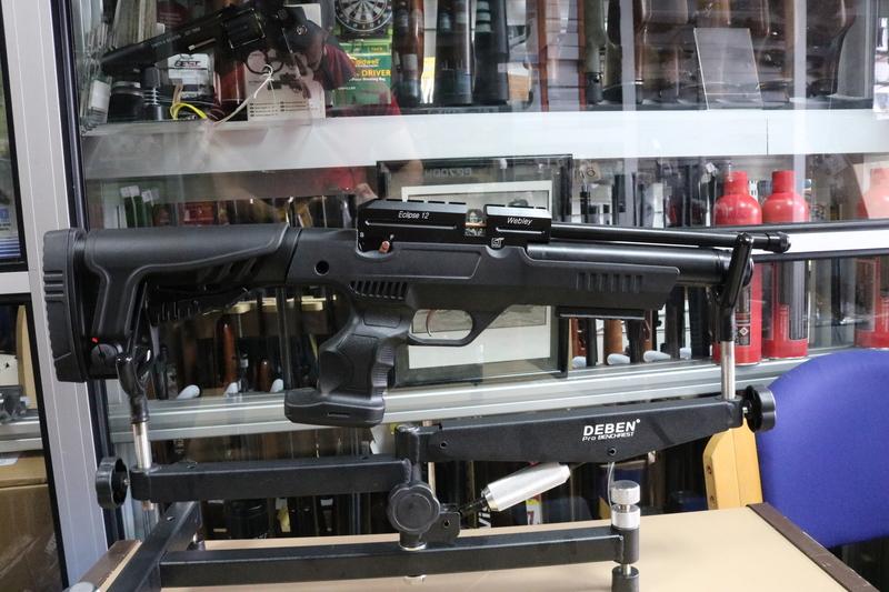 Webley / Webley & Scott Eclipse 12 .177  Air Pistols