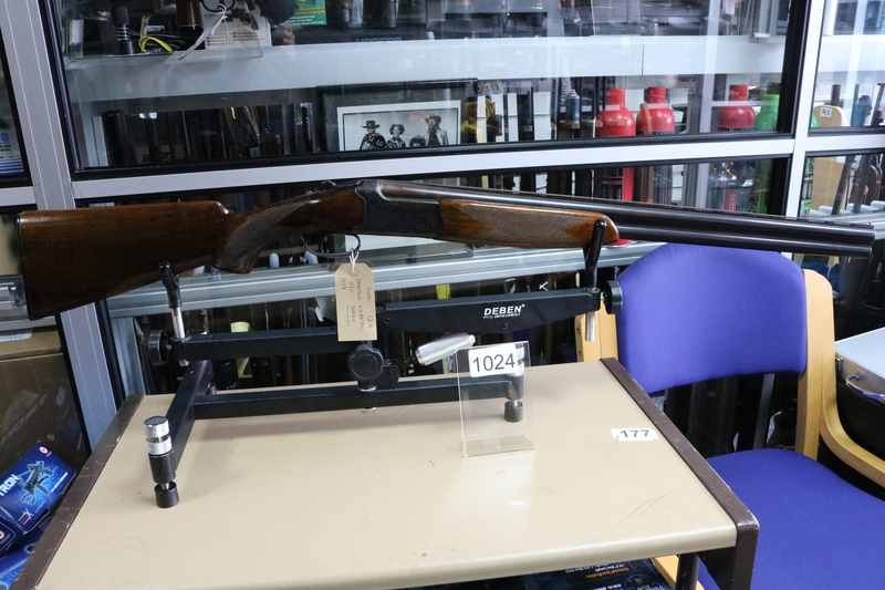 Eibar Ibargun 12 Bore/gauge  Over and under