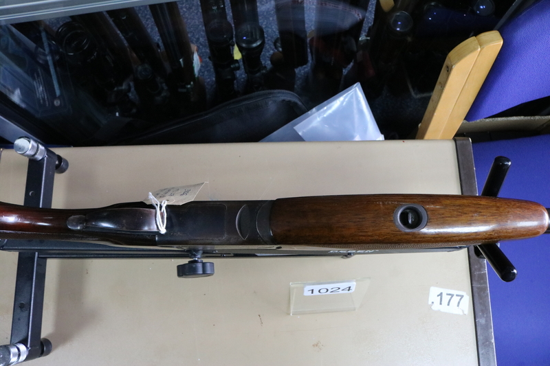 Eibar Ibargun 12 Bore/gauge  Over and under
