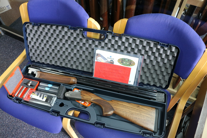 Bettinsoli Crypto 12 Bore/gauge  Over and under
