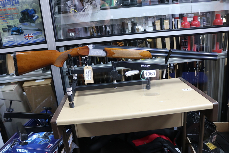 Contento, E.  12 Bore/gauge  Over and under