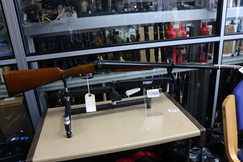 Eibar  12 Bore/gauge  Side By Side
