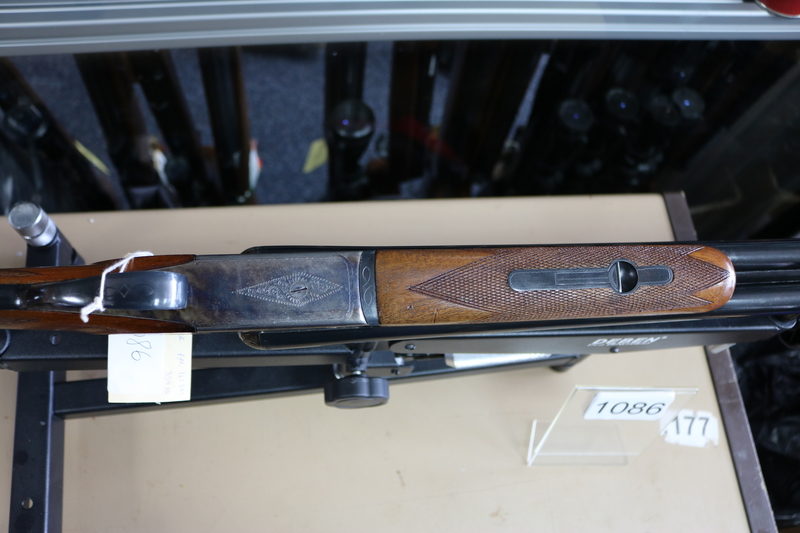 Eibar  12 Bore/gauge  Side By Side