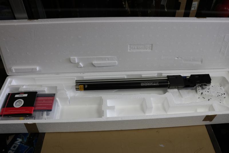 Anschutz 9015  Action ONLY .177  Air Rifles