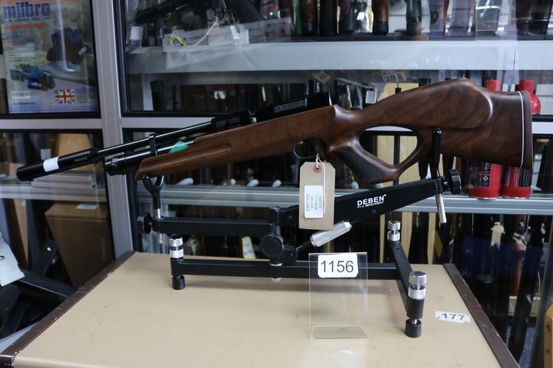Weihrauch HW100 .177  Air Rifles