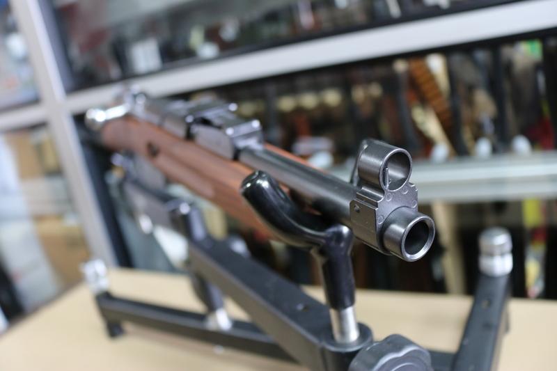 Gletcher M1891 4.5MM BB .177  Air Rifles