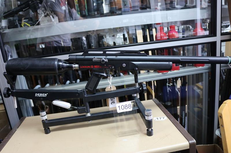 Logun S-16Xs FAC 26ft/lb .22  Air Rifles