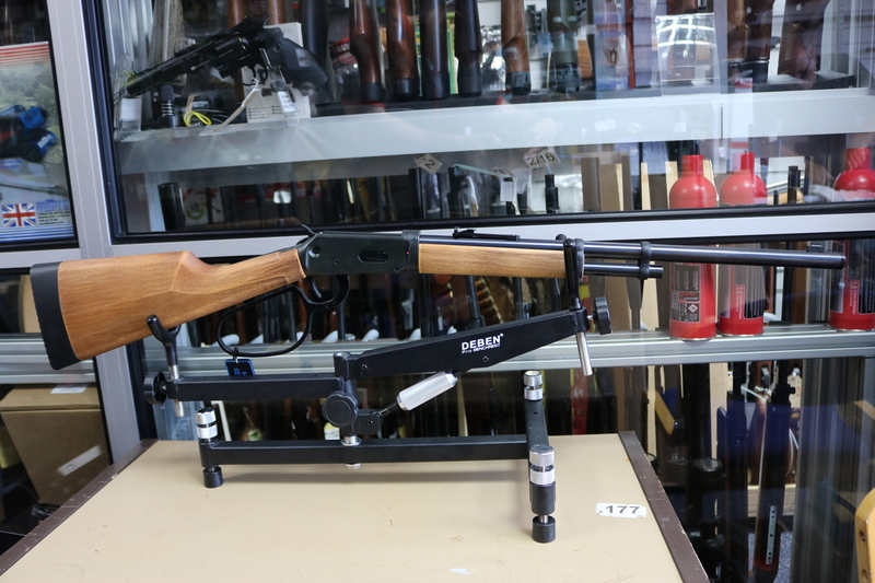 Walther The Duke Lever Action .177  Air Rifles