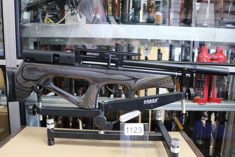 BSA Defiant Black Pepper .177  Air Rifles