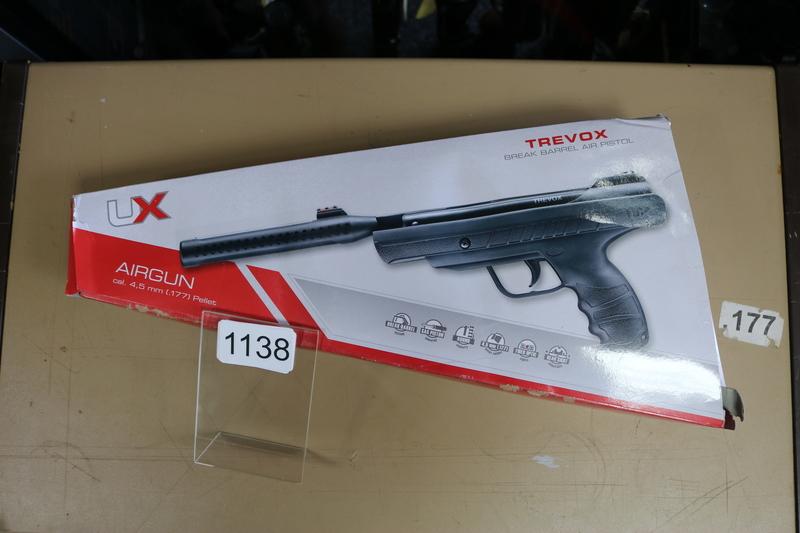 Umarex Trevox .177  Air Pistols