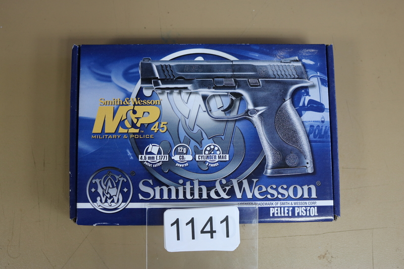 Smith & Wesson M&P 45 .177  Air Pistols