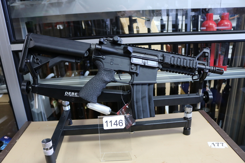 King Arms M4 KA Tanker Rifle 6MM BB .230