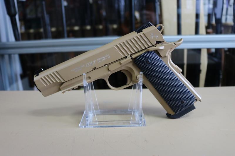 Colt M45 CQBP Steel BB 4.5 mm  Air Pistols
