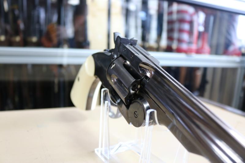 "Schofield 6"" Steel Grey 4.5MM BB 4.5 mm  Air Pistols"