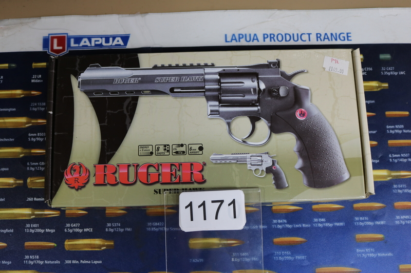 Ruger Super Hawk 6 mm