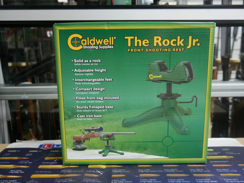 """Caldwell """"The Rock"""" Jr Front Shooting Rest"""