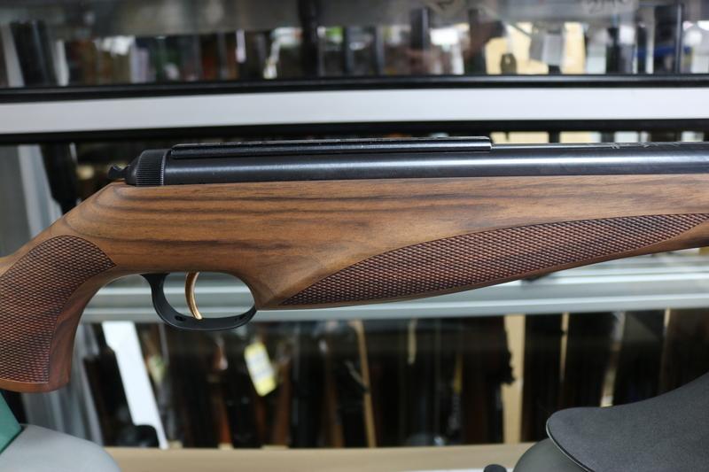 Diana 350 N-TEC Luxus .177  Air Rifles