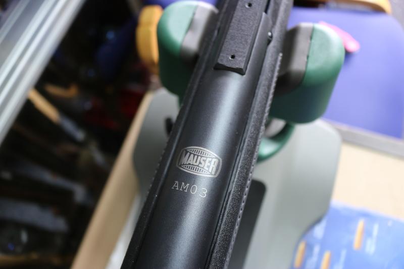 Mauser AM03 Pro Compact .22  Air Rifles