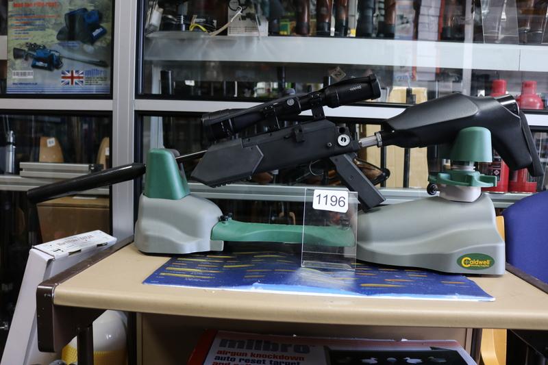 Phoenix Fast Fire .22  Air Rifles