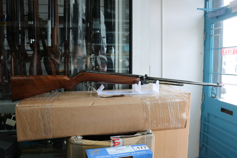 Webley / Webley & Scott mark 3 .22  Air Rifles