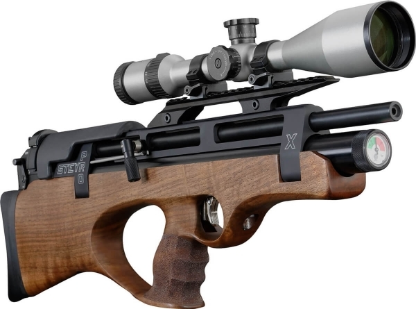 Steyr PRO SCOUT .177  Air Rifles