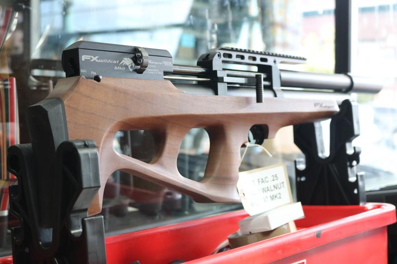 FX Airguns wildcat fac .25  Air Rifles
