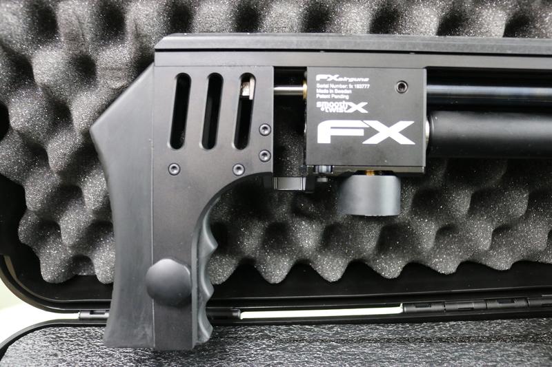 FX Airguns IMPACT MARK 2 .22  Air Rifles