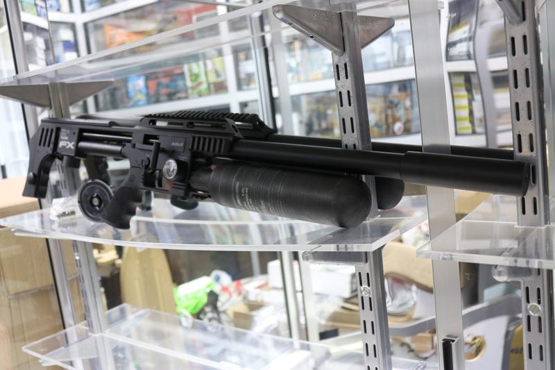 FX Airguns IMPACT MARK 2 BLACK   Air Rifles