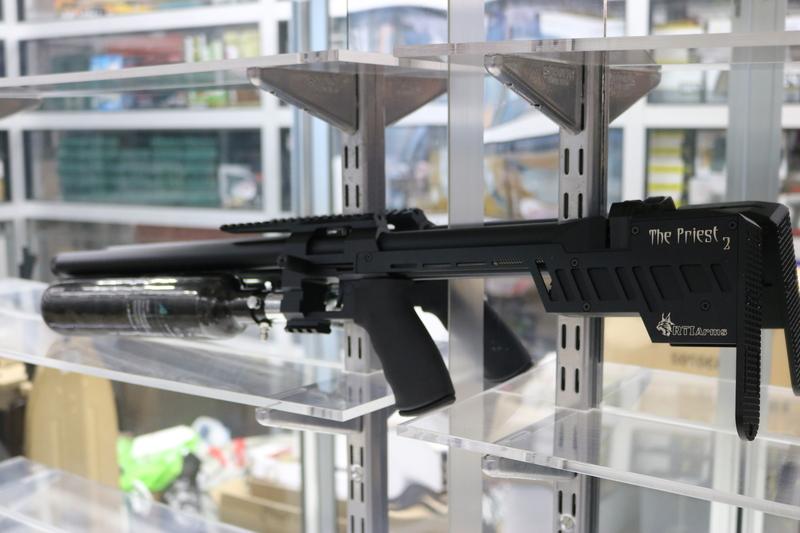 RTI ARMS PRIEST MARK 2 c/f .177  Air Rifles