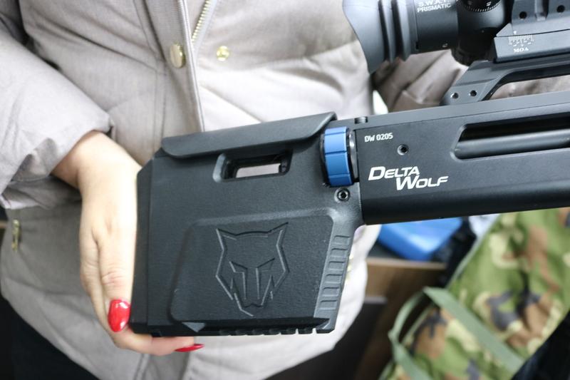 Daystate Delta Wolf   Air Rifles
