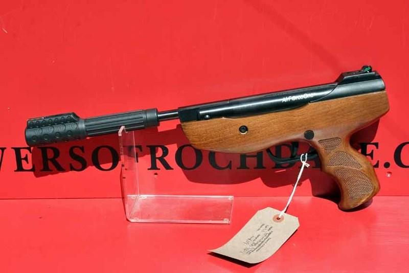AirForce TORNADO .22  Air Pistols