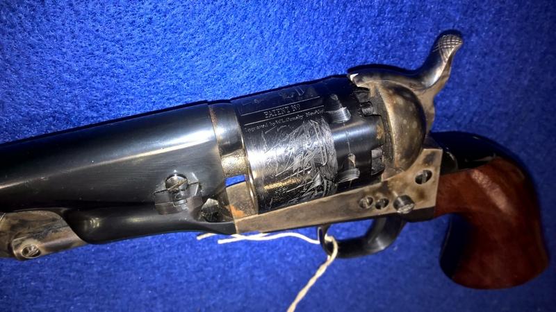 Pietta 1861 Col Navy .36  Muzzleloader