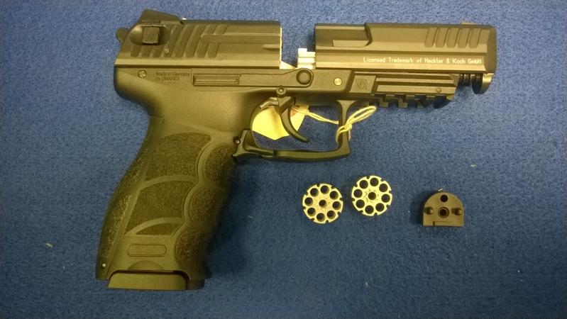 Umarex HK P30 .177  Air Pistols