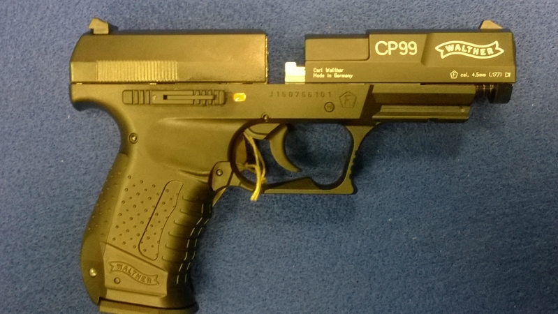 Umarex Walther CP99 .177  Air Pistols