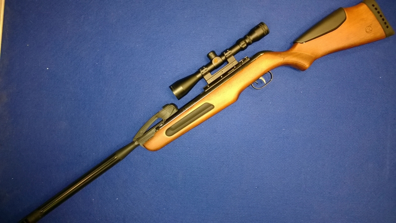 Gamo Maxxim .22  Air Rifles