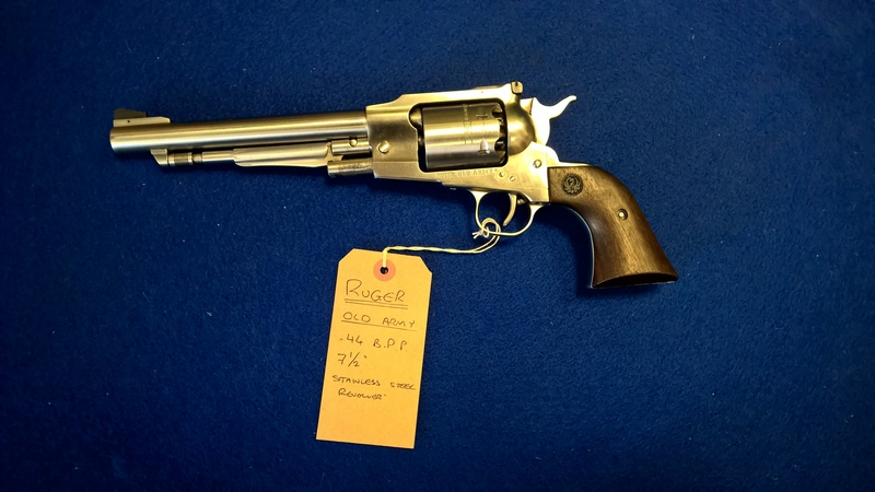 Ruger Old Army .44  Revolver