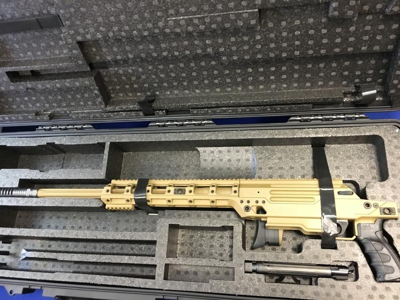 Unique Alpine FNH Ballista .300 WM Bolt Action .300 Win Mag  Rifles