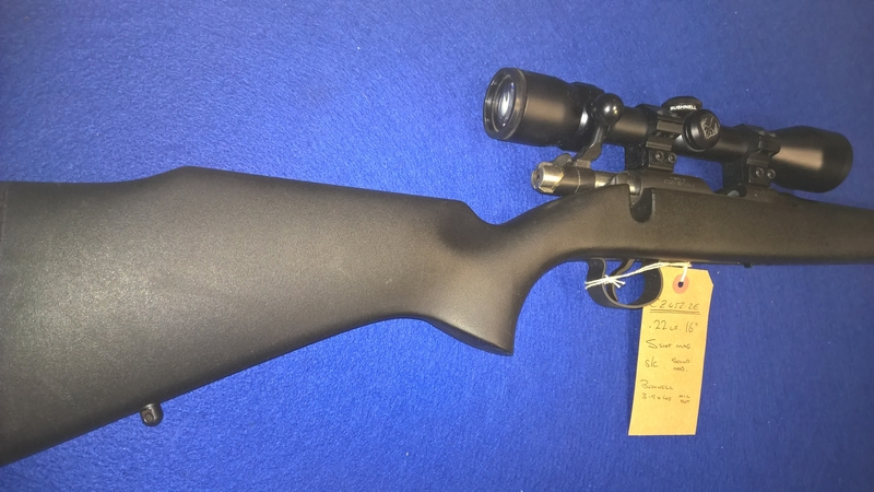 CZ BRNO 452-2E Bolt Action .22  Rifles