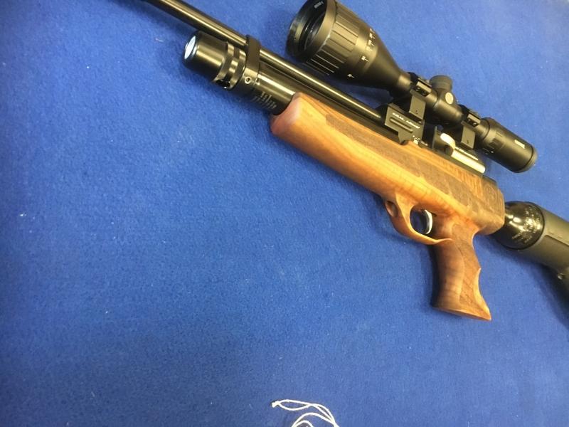 Kral Puncher NP-02 .22  Air Rifles