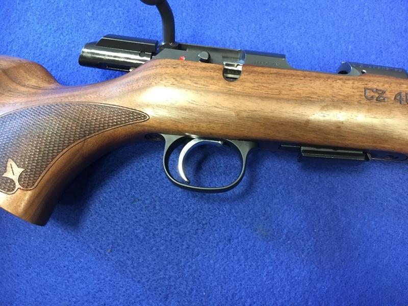 CZ  - Ceska Zbrojovka 457 ROYAL Bolt Action .22  Rifles