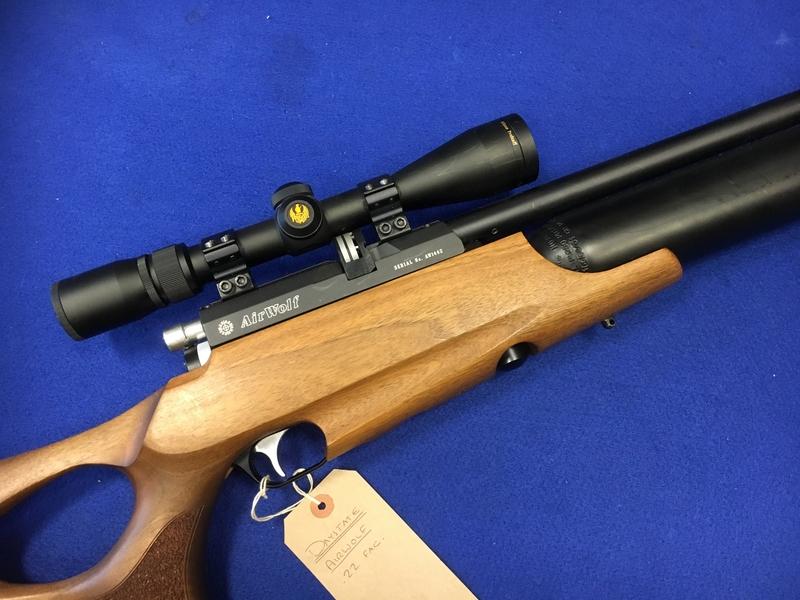 Daystate AirWolf .22  Air Rifles