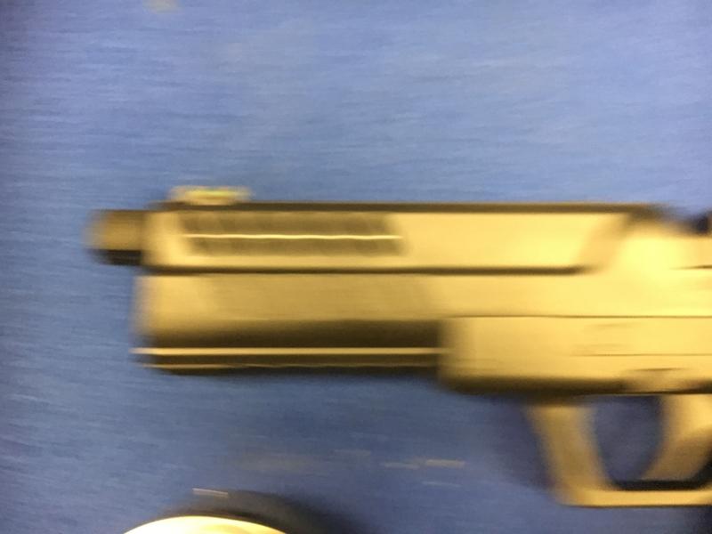 Nemesis Webley .22  Air Pistols