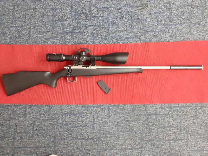 CZ  - Ceska Zbrojovka CZ 452-2E-ZKM Bolt Action .22  Rifles